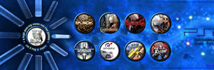 PlayStation 2 Icon Pack