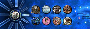 Playstation 2 Icon Pack #2
