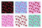 Cherry Pattern - Stock