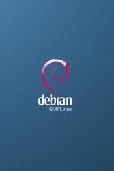 Debian Wall by hadret