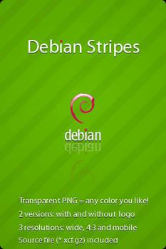 Debian Stripes