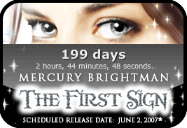 The First Sign CD MAC Widget by missmarypotter
