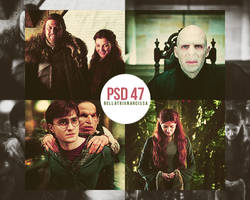 PSD 47 by BellatrixNarcissa