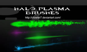 PS Brushes - Halo Plasma