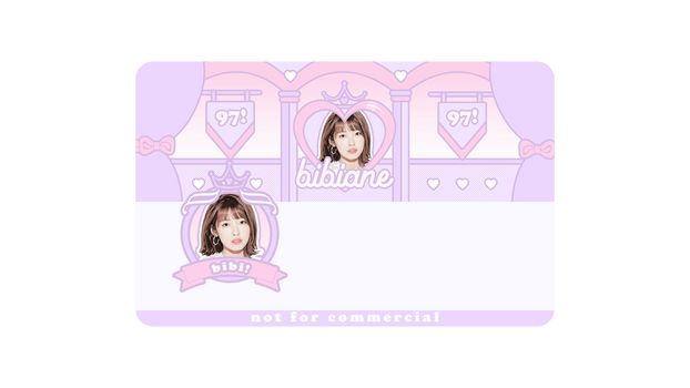 pastel castle layout (for twitter) by bibiane.