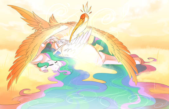 I Dream Of A Miracle by yuyusunshine