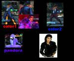 Akuma Michael Jackson SFXT