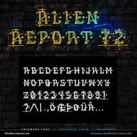 MB Alien Report 72 by modblackmoon
