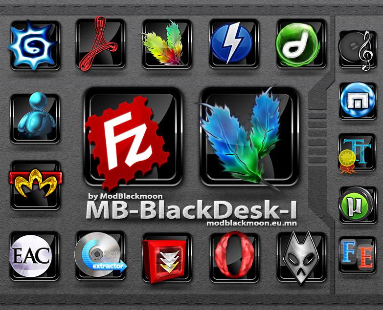 MB-BlackDesk-I
