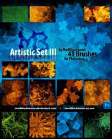 MB-ArtisticSet-III by modblackmoon