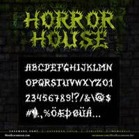 MB HorrorHouse by modblackmoon
