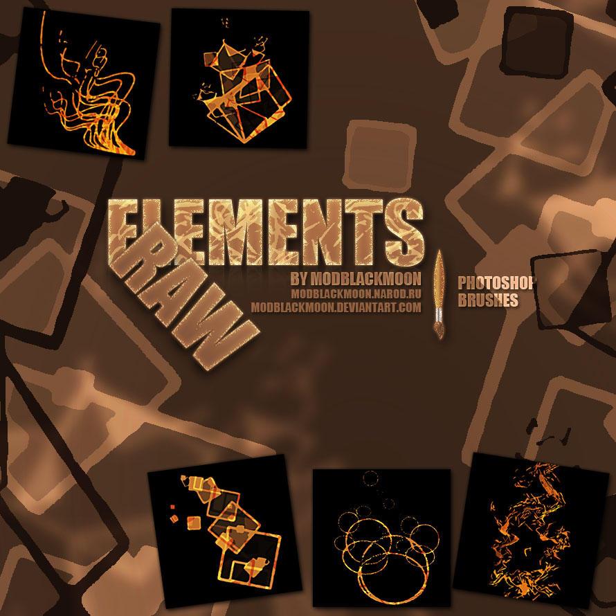 MB-RawElements by modblackmoon