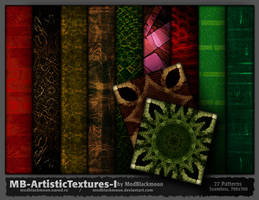 MB-ArtisticPatterns-I by modblackmoon