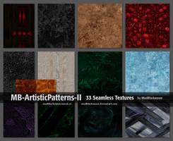 MB-ArtisticPatterns-II by modblackmoon