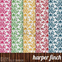 Pattern Paper Series 1, part a.