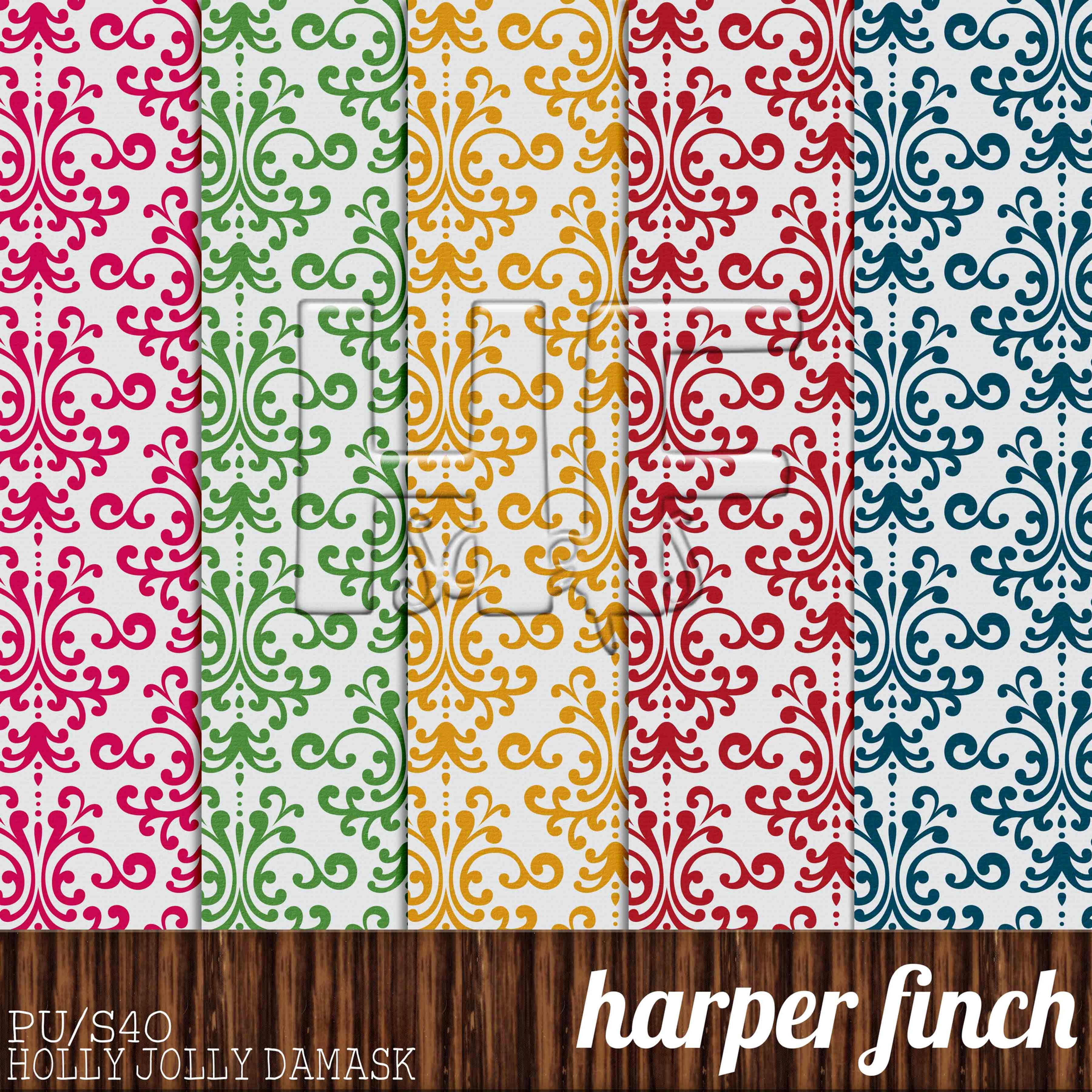 A Paper Decorative Background Template