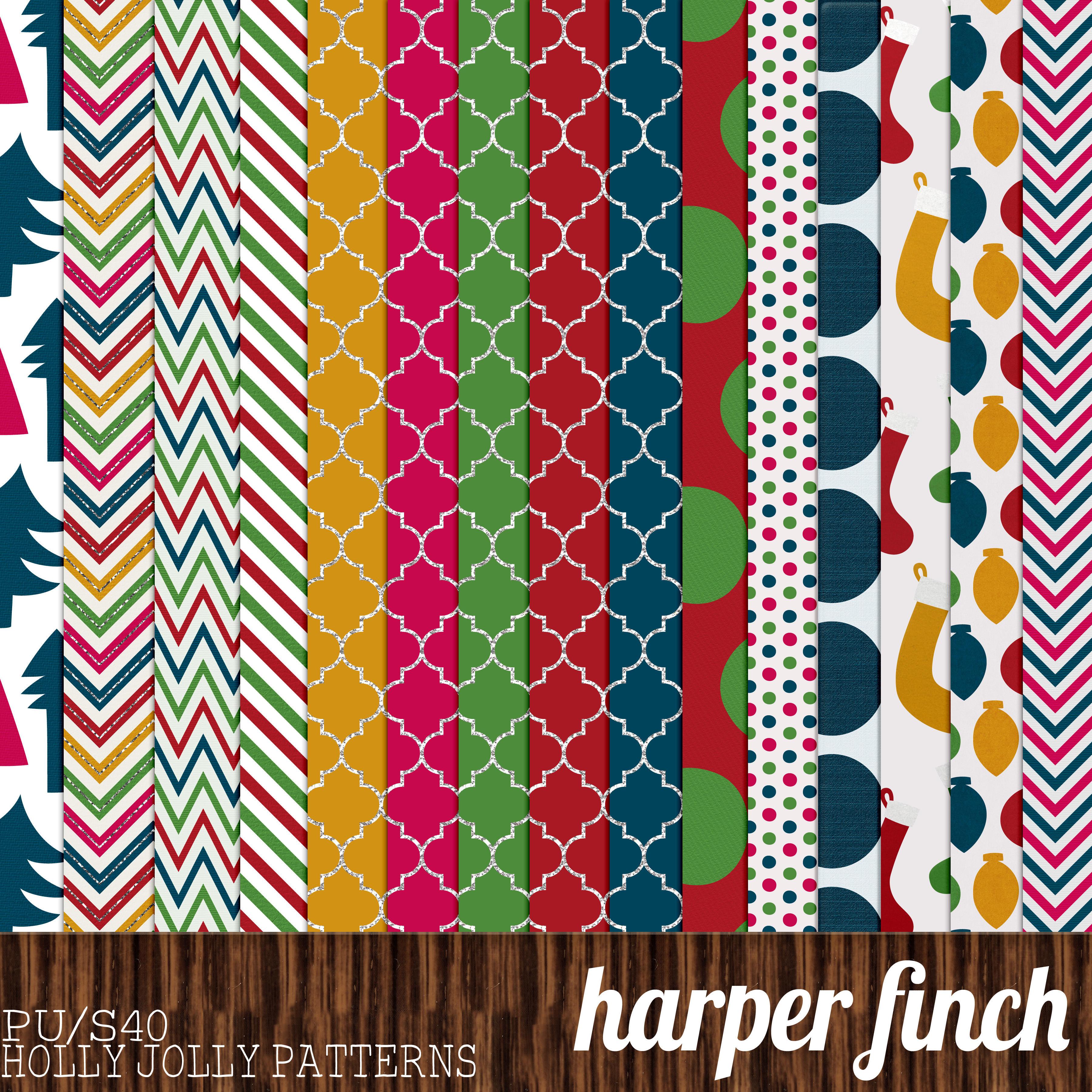Everyday Patterns by Harper Finch by harperfinch on DeviantArt
