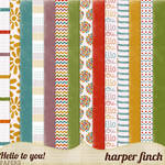 Hello to You!, Patterned and Solid Papers