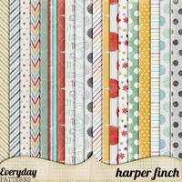 Everyday Patterns by Harper Finch by harperfinch