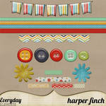 Everyday Elements by Harper Finch