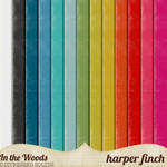 In the Woods Solids by Harper Finch