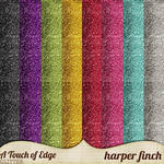 A Touch of Edge Glitter by Harper Finch