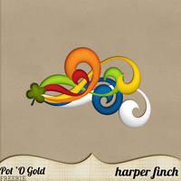 Pot O' Gold Freebie by Harper Finch by harperfinch