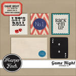 Game Night Freebie Two by Harper Finch