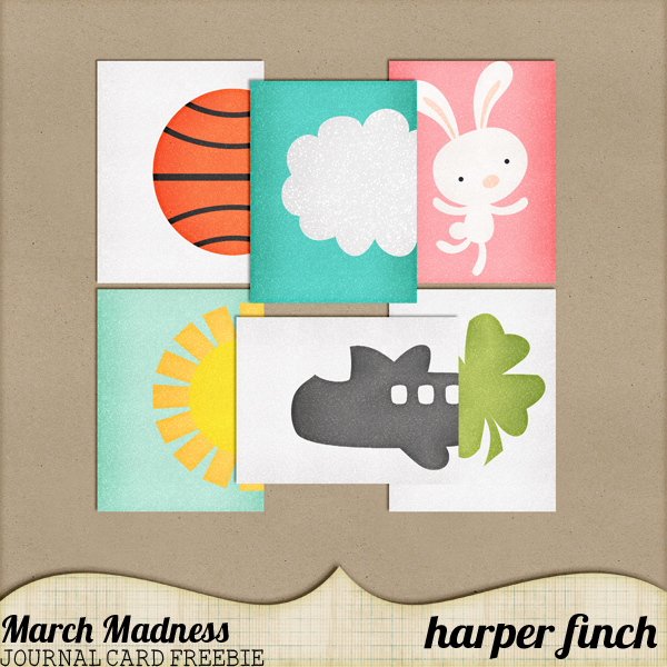 March Madness Freebie by harperfinch