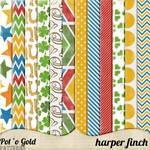 Pot O' Gold Patterns