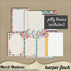 Easter Journal Cards