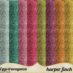 Eggs-travaganza Glitter