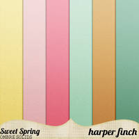 Sweet Spring Ombre by harperfinch