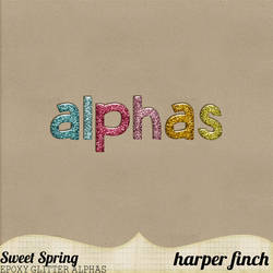 Sweet Spring Alphas
