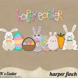 It's Easter Friends by harperfinch