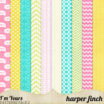 I'm Yours Patterns Pack Two