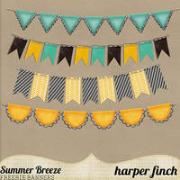 Summer Breeze Freebie by harperfinch