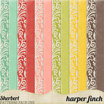 Sherbert Patterns Pack One