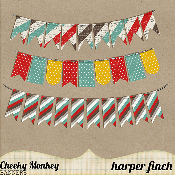 Cheeky Monkey Freebie 2
