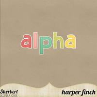Sherbert Alpha One by harperfinch