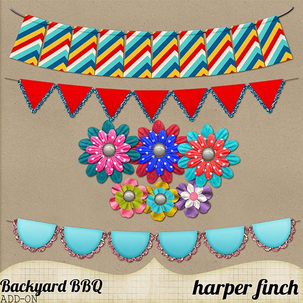 Backyard BBQ Freebie by harperfinch