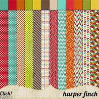 Click! Papers 2 by harperfinch