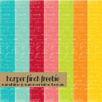 Sunshine Freebie by harperfinch