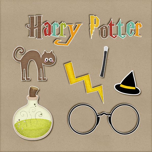 Yer a Wizard Harry by harperfinch