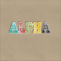 Varsity Alpha by harperfinch