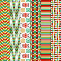 Fab Fall Mini Kit Patterns by harperfinch