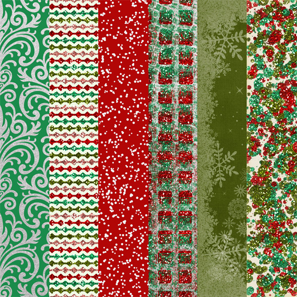 This Christmas Patterns #2 by harperfinch