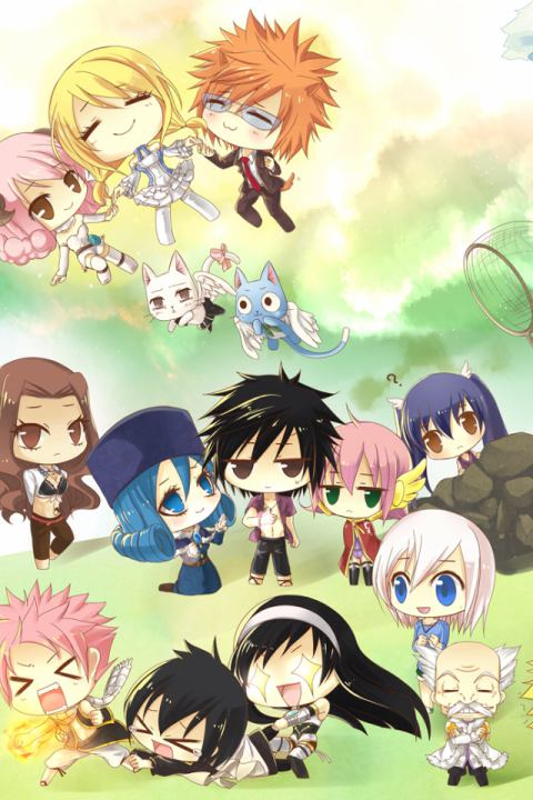 fairy tail various x reader facebook by oxxvoicexxo on