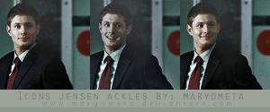 Icon Jensen Ackles by maryometa