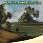 CGPaintings Folliage Brushes by CGPaintings
